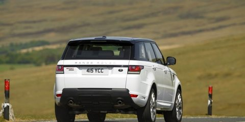 All-new Range Rover Sport already a hot ticket item