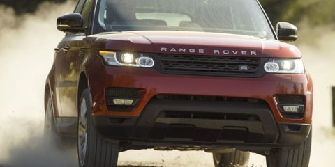 2014 Range Rover Sport launched