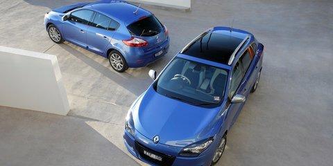 Renault Megane: $20,990 1.2-litre turbo and $26,490 GT-Line added