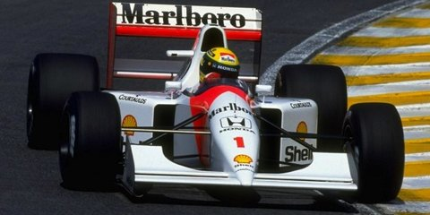 Honda re-enacts 1989 Ayrton Senna lap of Suzuka