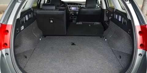 Toyota Corolla gets hybrid wagon option for Europe