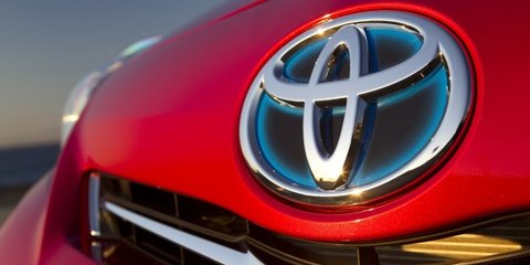"""Toyota vice president: """"we are trying to do a Volkswagen"""" with platform-sharing"""
