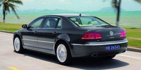 Volkswagen Phaeton set for US return, possible Detroit appearance