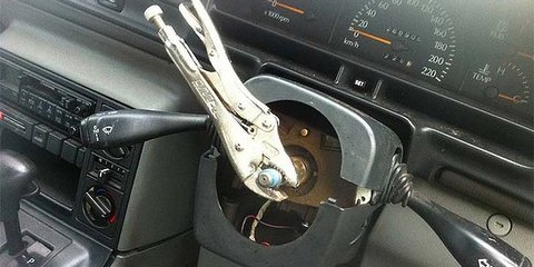South Australian man caught driving without steering wheel