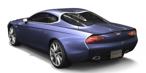 Aston Martin Zagato centennial projects revealed