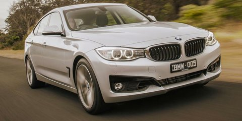BMW 3 Series Gran Turismo pricing and specifications