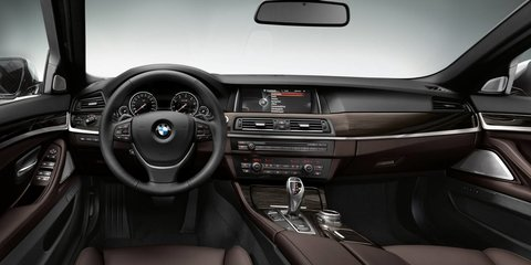 BMW 5 Series facelift: pricing and specifications