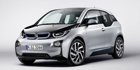 BMW i3: Bavaria's first electric car revealed
