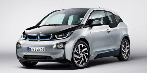 BMW i3: Bavaria's first electric car revealed