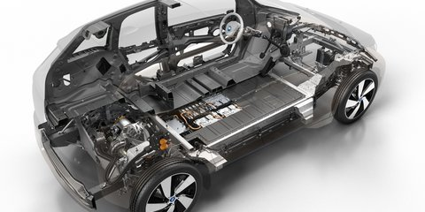 BMW i3: production details released