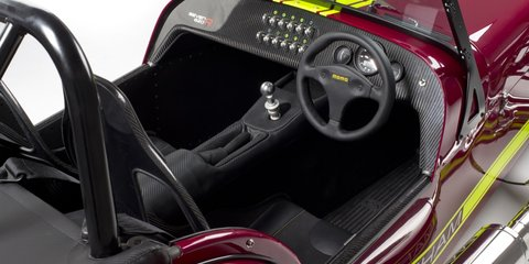 Caterham Seven 620R to debut at Goodwood