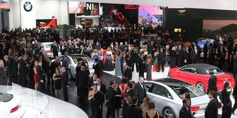 2014 Detroit auto show unaffected by city's bankruptcy filing