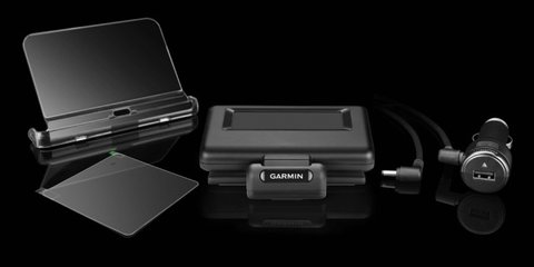 Garmin releases world's most detailed portable head-up display unit