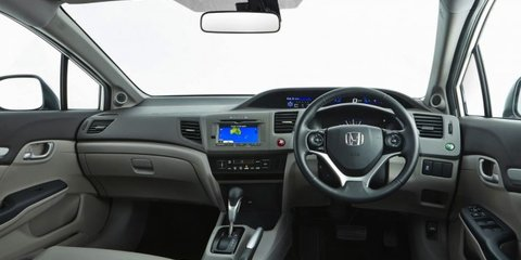 Honda Civic Hybrid, Insight: prices down, equipment up
