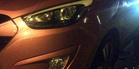 Hyundai ix35: local division readies updated SUV
