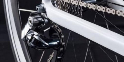 Lexus LFA inspires $11,000 carbonfibre F Sport Roadbike