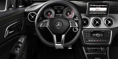 Mercedes-Benz CLA-Class: pricing and specifications