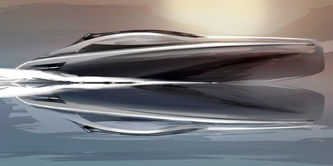 Mercedes-Benz Silver Arrow of the Seas luxury yacht concept