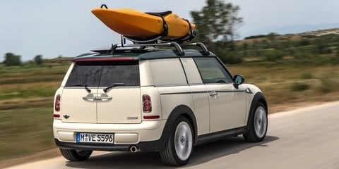Mini camping concepts designed for overnight adventures