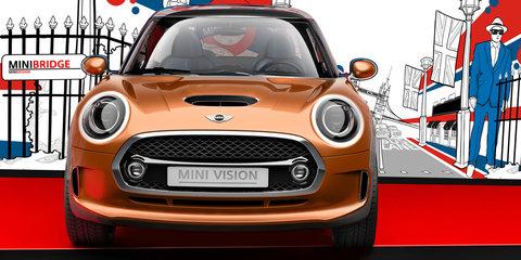 Mini Vision concept previews all-new Cooper