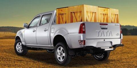 Tata Xenon ute headed for Australia in November