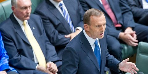 Coalition will axe fringe benefits tax changes if elected: Abbott
