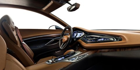 Cadillac Elmiraj: sports coupe concept shows future luxury design