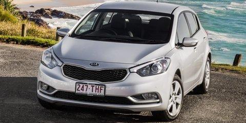 Kia Cerato Hatch Price & Specifications