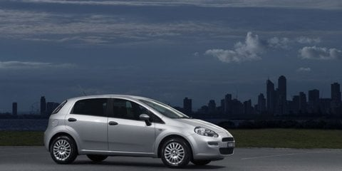 Fiat Punto launches from $16,000 driveaway