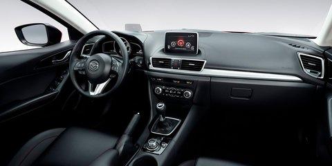 2014 Mazda 3 sedan debuts in Australia