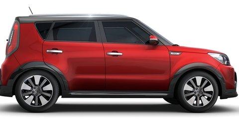 Kia Soul: Euro-spec hatch revealed; confirmed for Australia in Q1 2014