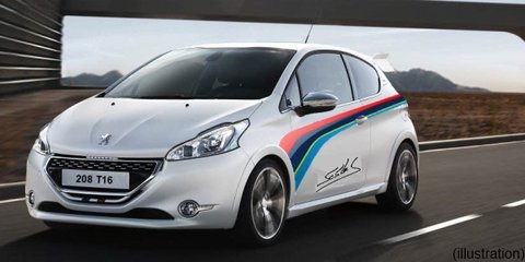Peugeot 208 GTi Pikes Peak Edition rumoured
