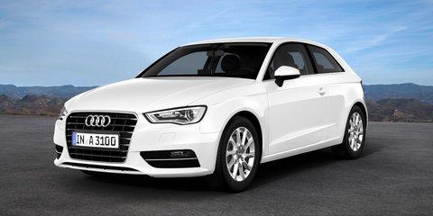 Audi A3 1.6 TDI ultra: 3.2L/100km production model unveiled