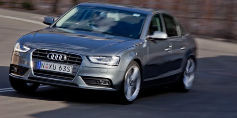 Audi A4 and A5 Sport Edition boost value