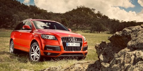 "Audi Q7 : ""A lot of testing"" done locally for new large SUV"
