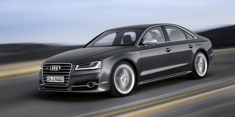 Audi A8, S8 facelift revealed: both here mid-next year