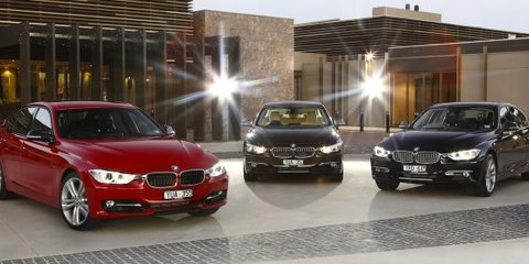 BMW Australia impacted by German spare parts delays