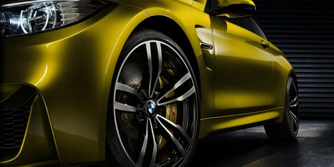 BMW M4 Coupe concept revealed