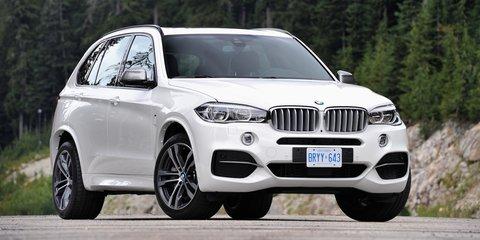 BMW X5 M50d: third-gen flagship diesel SUV officially revealed