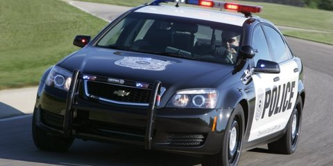 Ford SUVs muscle in on US police fleets
