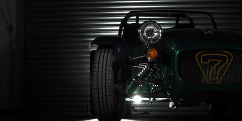 Caterham confirms three-cylinder Suzuki turbo for entry model