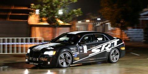 Chrysler 300 SRT8 Core launches at Targa Adelaide