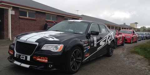 Chrysler 300 SRT8 Core launches at Targa Adelaide