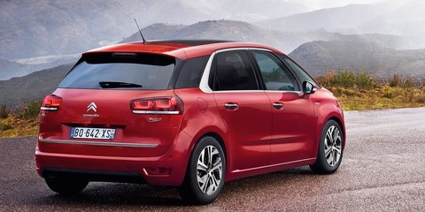 Citroen C4 Picasso coming to Australia in 2014