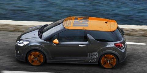 Citroen DS3 Racing back on the table for Australia