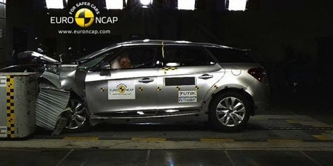 MG 6 scores four-star ANCAP safety rating