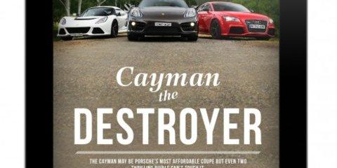 Ute mega-test headlines CarAdvice Magazine August