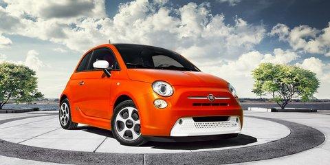 Fiat-Chrysler to wait on electric, hybrid vehicles