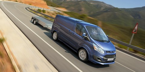 Ford Transit: all-new vans here early next year
