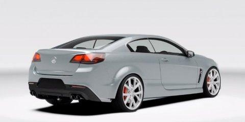Holden VF Monaro: secret designs of stillborn coupe revealed